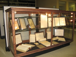 Visit the Roanoke Law Library for some RBA history